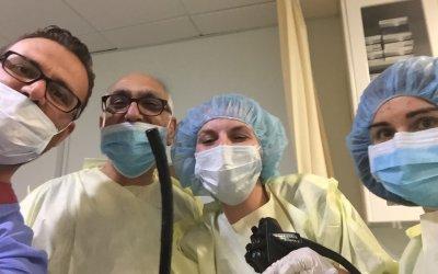 Fecal transplantation