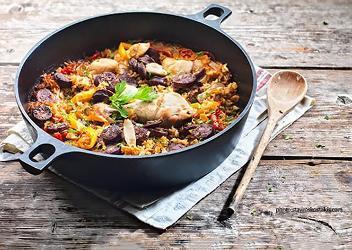 Μαροκινό πιάτο με κοτόπουλο