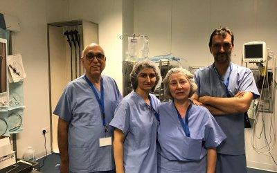 Τέταρτη επιτυχής μεταμόσχευση μικροβιακής χλωρίδος στην Κύπρο