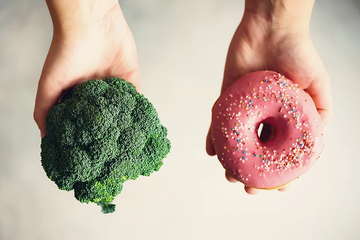 Follow us for a sugar-free HEAVEN