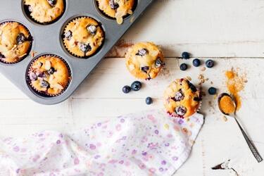 Υγιεινά Cupcakes