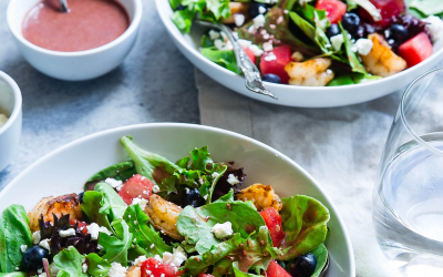 Υπέροχα dressings για τις σαλάτες