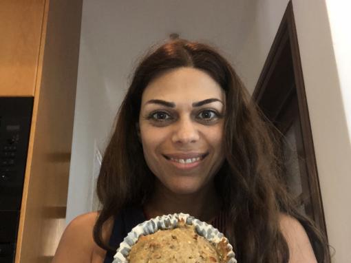 Καλοκαιρινά Muffin από φασόλια