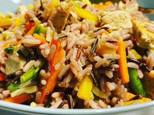 Ασιατικό Ρύζι