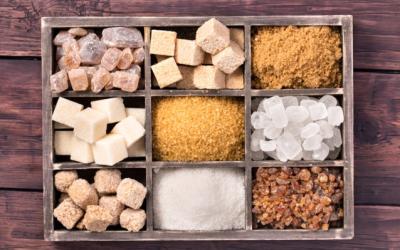 Ζάχαρη και Γλυκαντικές ουσίες!